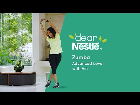 10-minute workouts – Zumba Advanced Level