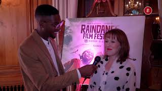 Kacey Ainsworth | Raindance Film Festival | Popcorn Hub Official