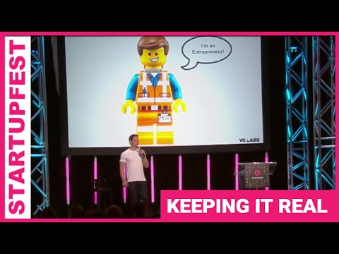 Keeping Your Startup Real - Andrew Reid (VC LABS INC) - Startupfest 2017: