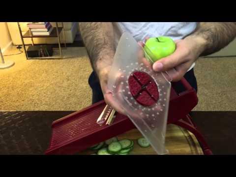 KitchenAid Mandoline Slicer Set Testing/Unboxing