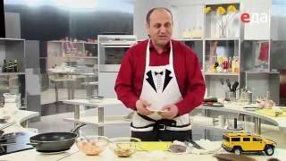 Как обжарить мясо для шаурмы / мастер-класс от шеф-повара / Илья Лазерсон / Обед безбрачия
