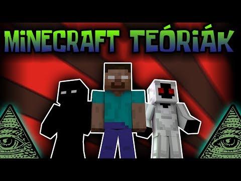 Minecraft TEÓRIÁK 35. ✔️ Az ILLUMINÁTUS OBSTRUCT CUBE SOCIETY! 😲🔥