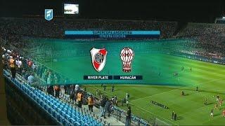 Fútbol en vivo. River - Huracán. Supercopa Argentina. FPT.