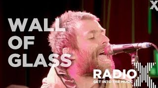 Liam Gallagher Wall Of Glass LIVE Radio X Session