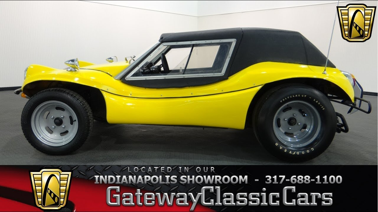 Cars For Sale Indianapolis >> 1967 Deserter Buggy - Gateway Classic Cars Indianapolis - #555NDY - YouTube