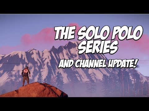 The Solo Polo Series Update and channel update!