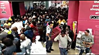BLACK FRIDAY MADNESS (South Africa)