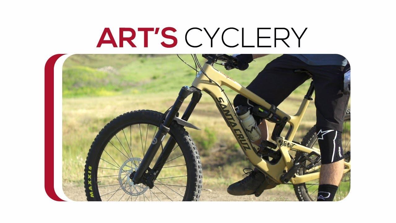 86fb8957435 Bike Check | Why My Santa Cruz Nomad Climbs Like Crap - YouTube