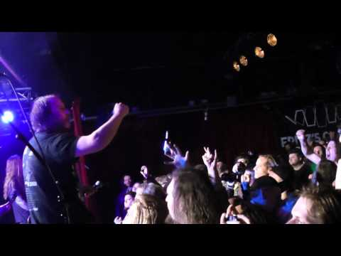 Entombed Live @ strand Stockholm 120426 - Night of the vampire