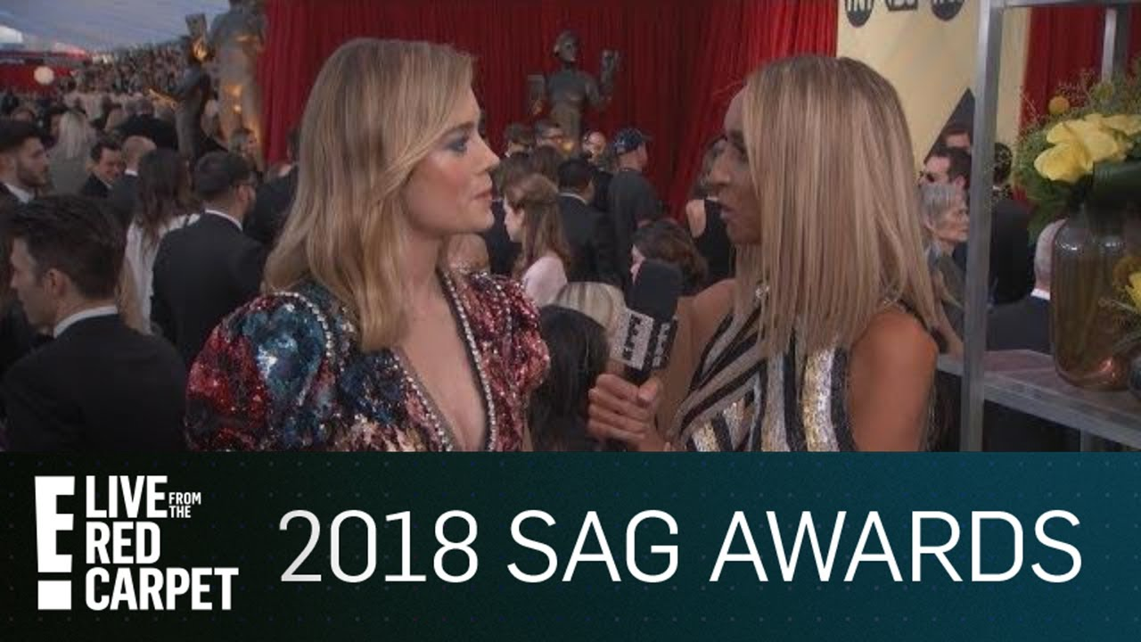 Brie Larson Shares Her Personal Take On The Time S Up Movement E Red Carpet Award Shows