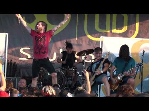 HD Of Mice & Men - Second & Sebring (Live at the Vans Warped Tour)