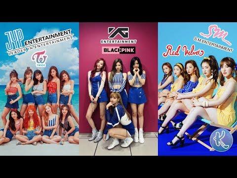 Mana Paling Kaya? 5 Perbedaan Agensi SM, YG, Dengan JYP Entertainment
