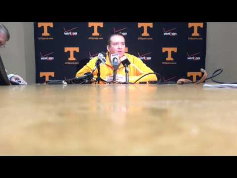 Donnie Tyndall discusses Ian Chiles, Braxton Bonds