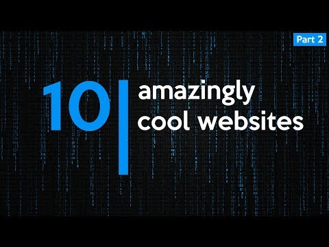 10 Most Amazing Cool Websites You Didn't Know Existed! (Part 2)