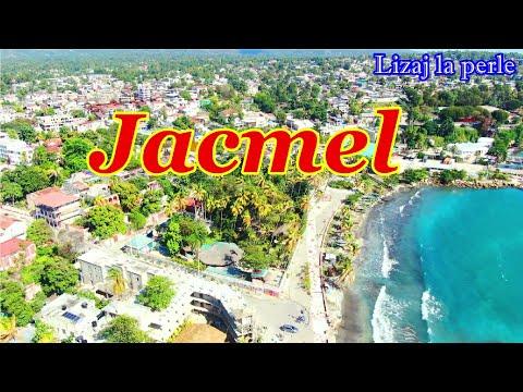 Jacmel Haiti. yon si bèl Peyi pou Nèg yo ap kraze Konsa. Bas