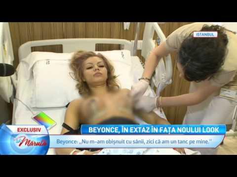 Beyonce Madalina estetic in Turcia Ensar Duman