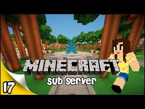 Minecraft Sub Server - EP 17 - PvP and New IP!