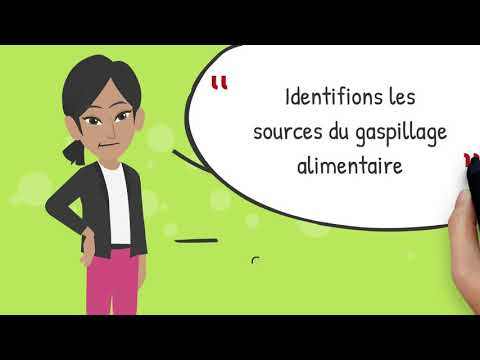 Identifier le gaspillage alimentaire