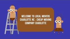 Local Movers Charlotte NC : Cheap Moving Company Charlotte