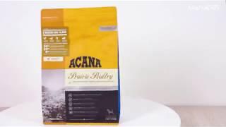 Обзор корма Acana Prairie Poultry для собак