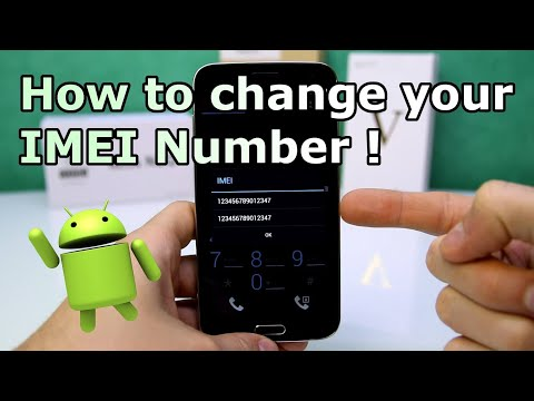 How To Change Device IMEI