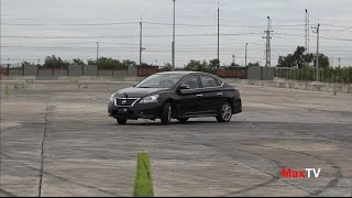 Test Drive Nissan Sylphy Turbo By MaxTV / 24 SEP 2016