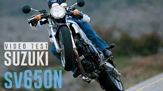 Suzuki SV 650 N - świetny motocykl za niewielkie pieniądze?