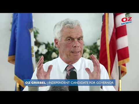 Election HQ - Oz Griebel Petitions His Way On