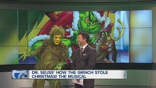 Dr. Seuss' How The Grinch Stole Christmas! The Musical at the Fox Theatre