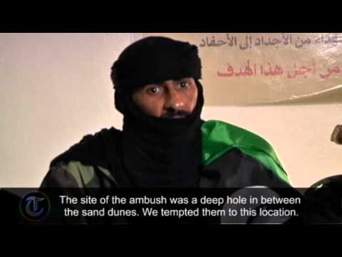 Saif al-Islam Gaddafi betrayed by his desert guide