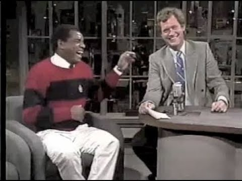 Download John Witherspoon on Letterman, 1987, 1988, and 1991
