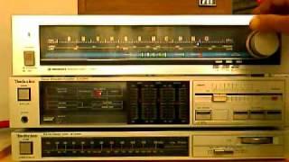 PIONEER TX-520L STEREO TUNER - RADIO HIFI
