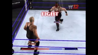 WWE 2K12 Game | BIG SHOW vs KANE, a gameplay video by SHADAB