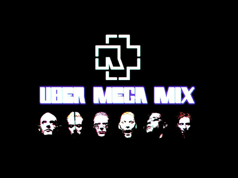 All Rammstein Songs At The Same Time Mega Ultra Rammed Übermix