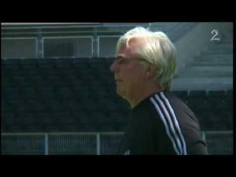 Nils Arne Eggen: treningsøkt