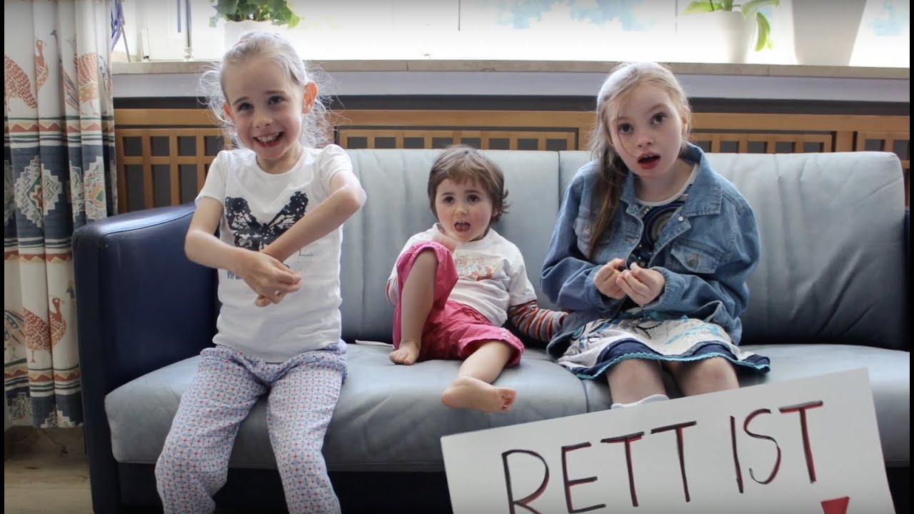 Rett-Syndrom und Rett-Forschung: Maggies, Frederikes, Emmas und Miriams Hoffnung (Doku 2018, HD)