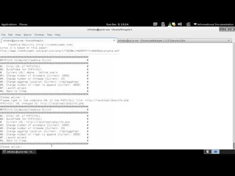 LFI to RCE via PHP tempfile race condition and phpinfo