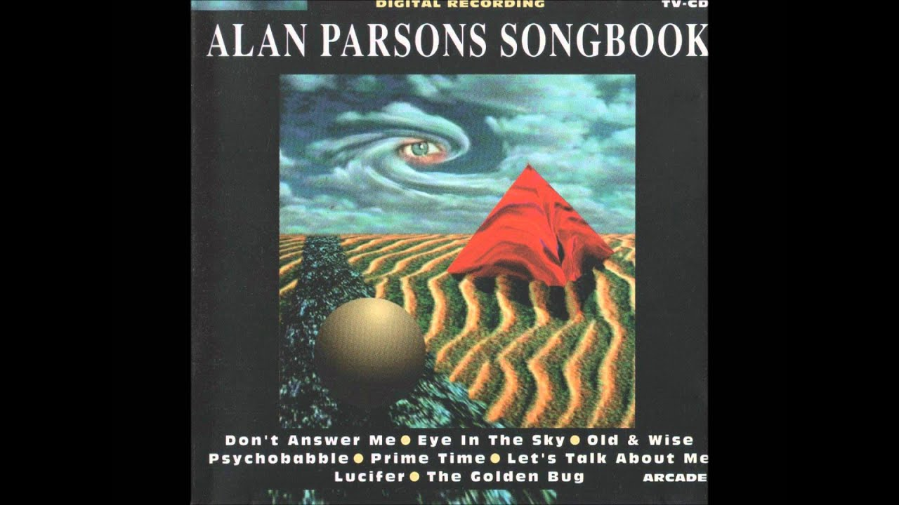 THE ALAN PARSONS PROJECT: Alan Parsons Songbook