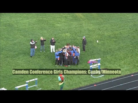Camden Conference Track Meet