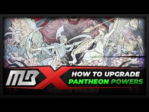 PATH OF EXILE – HOW TO UPGRADE YOUR PANTHEON POWERS – POE BEGINNER GUIDES