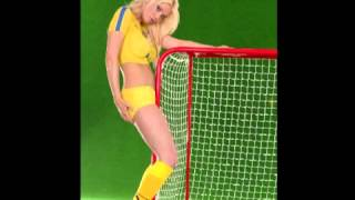 Swedish world cup body paint girls the true