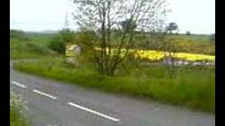 lochgelly a42 westfeild road scrub fire 26 may 2008