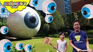 1,000,000 Eyeball Invasion!!