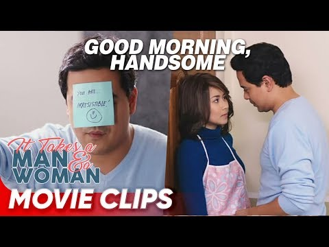 An Unexpected Visitor   'It Takes A Man And A Woman'  Movie Clips