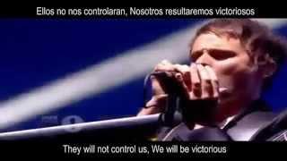 Muse   Uprising  Lyric  Ingles  Español