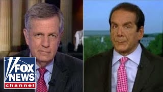 Brit Hume: Charles Krauthammer was one of a kind