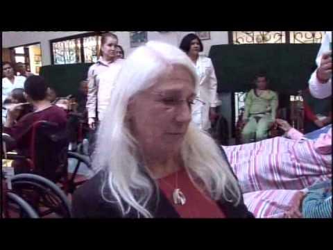 Nancy Wexler In Venezuela Huntington's  Disease
