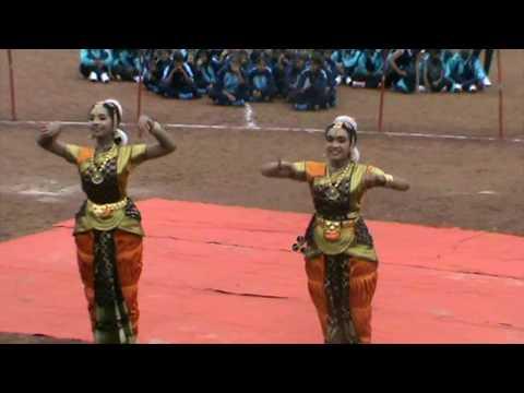 Bharathanattiya by Aiswarya NS and Team of JNV Kannur