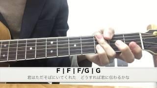 ユナク&ソンジェ from 超新星さんの「君じゃなきゃ」コード譜面&歌詞付...