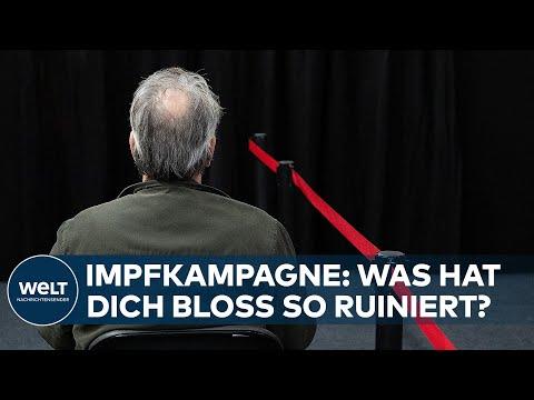 DRITTE CORONA-WELLE: Das ist der aktuelle Stand bei der Impfkampagne in Deutschland